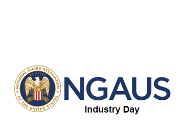 National Guard Association Logo